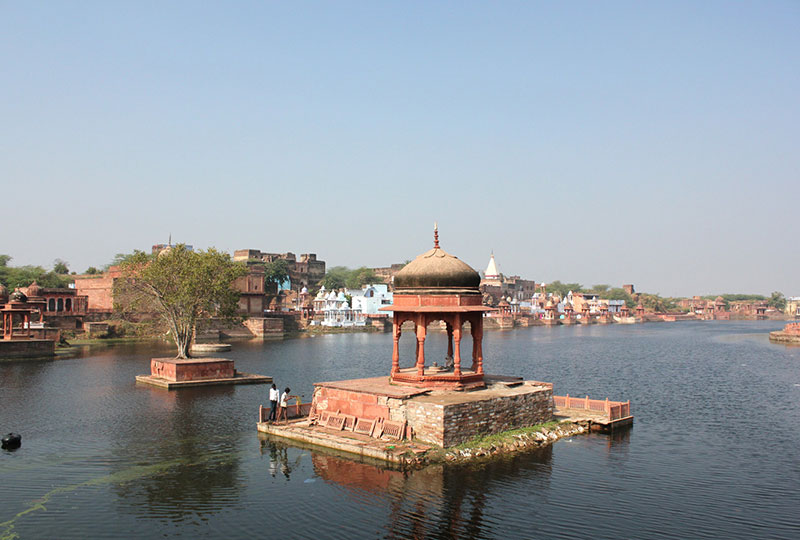 Golden Triangle Tour With Chambal Safari