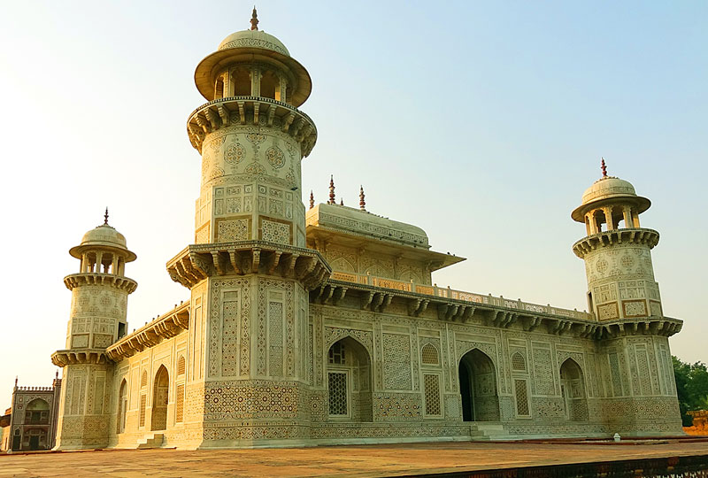 Agra Overnight Tour