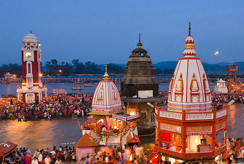 Haridwar Overnight Tour